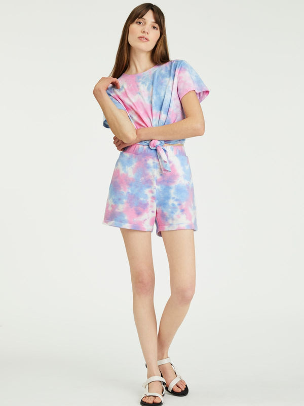 Sunsoaker Short Seamist Punch Tie Dye