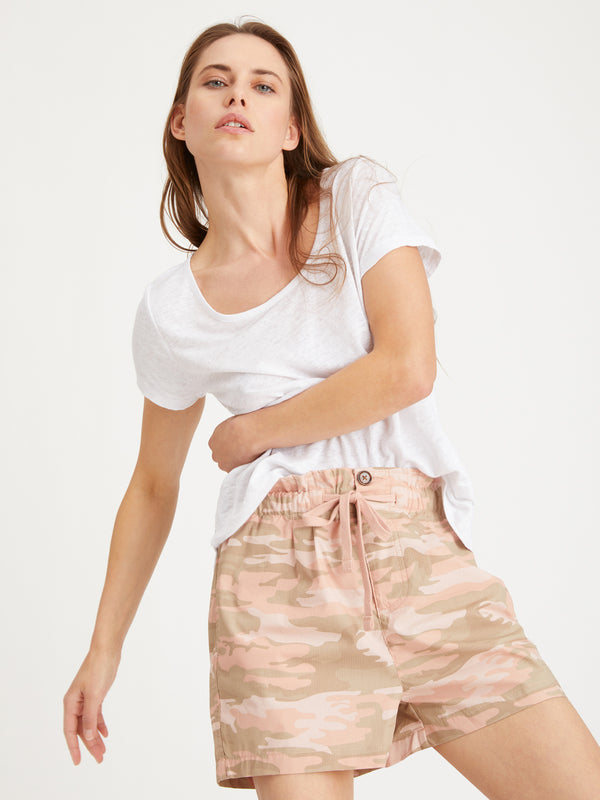 Soho Short Lotus Camo - Short