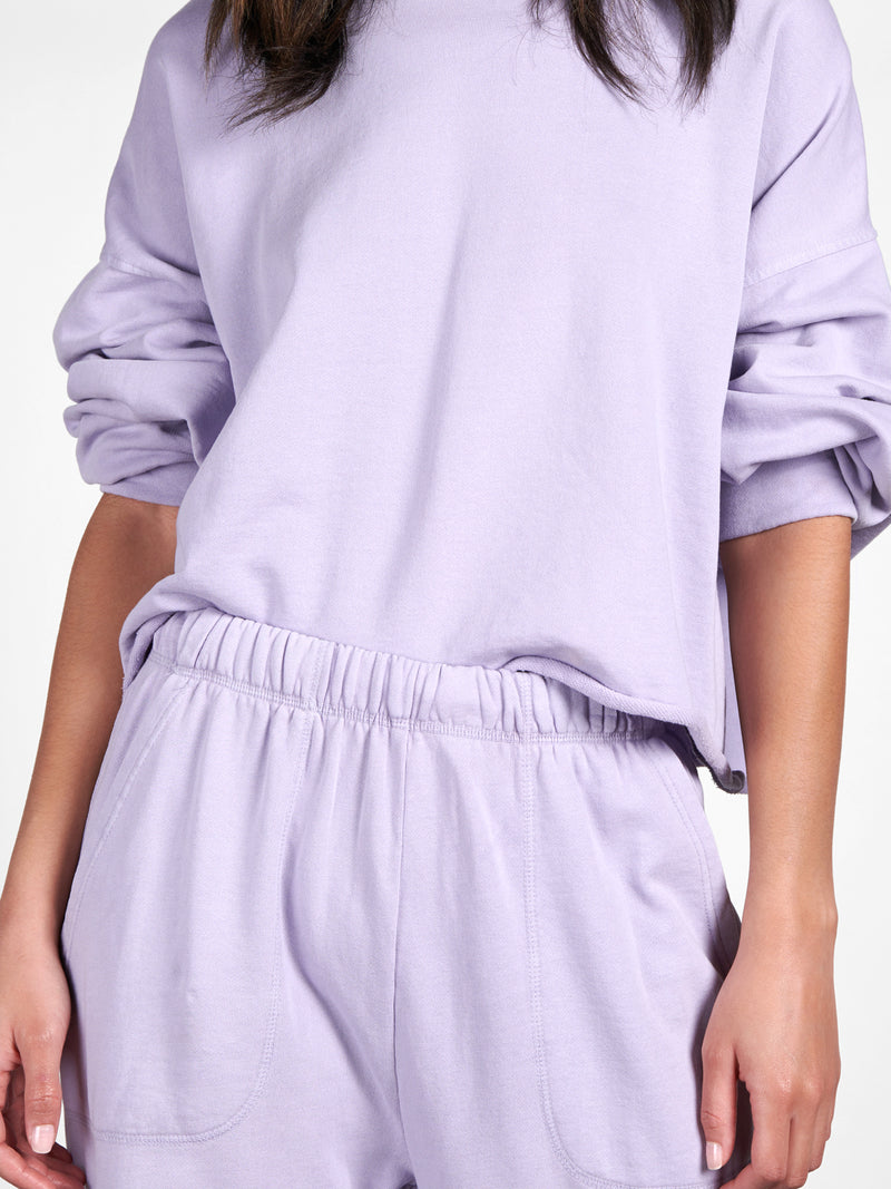 Perfect Sweatshirt Lavender