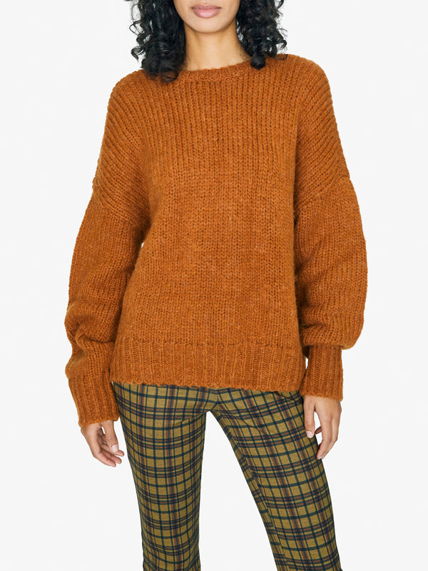 Hug Me Sweater Earthstone