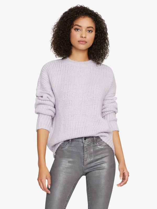 Telluride Sweater Lilac Snow