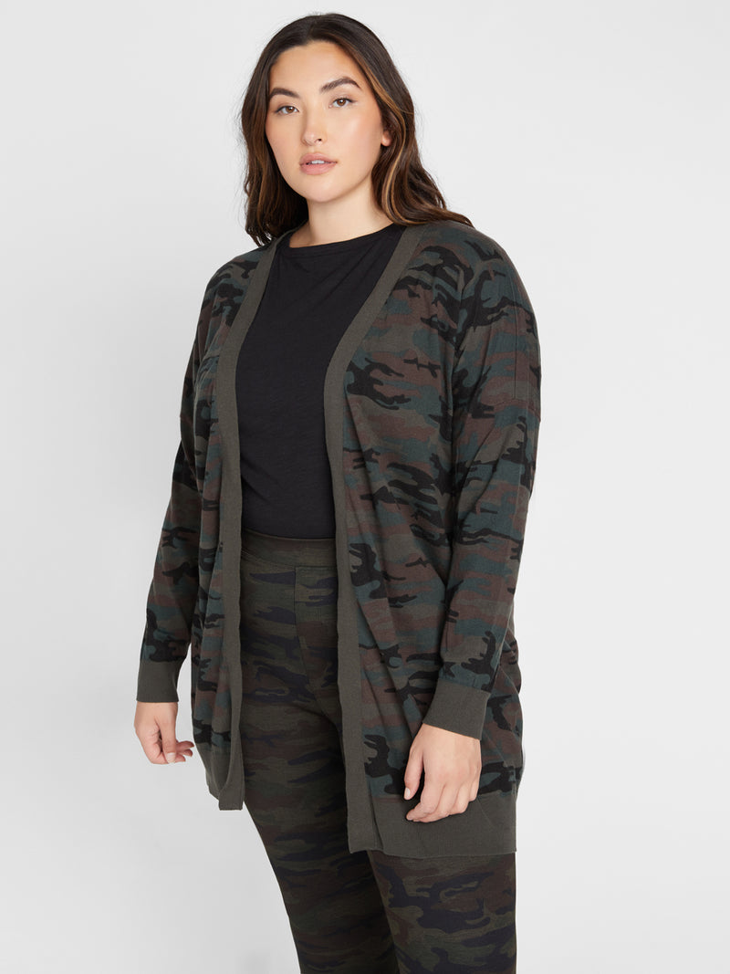 Play Cardi Forest Camo Inclusive Collection - Forest Camo /