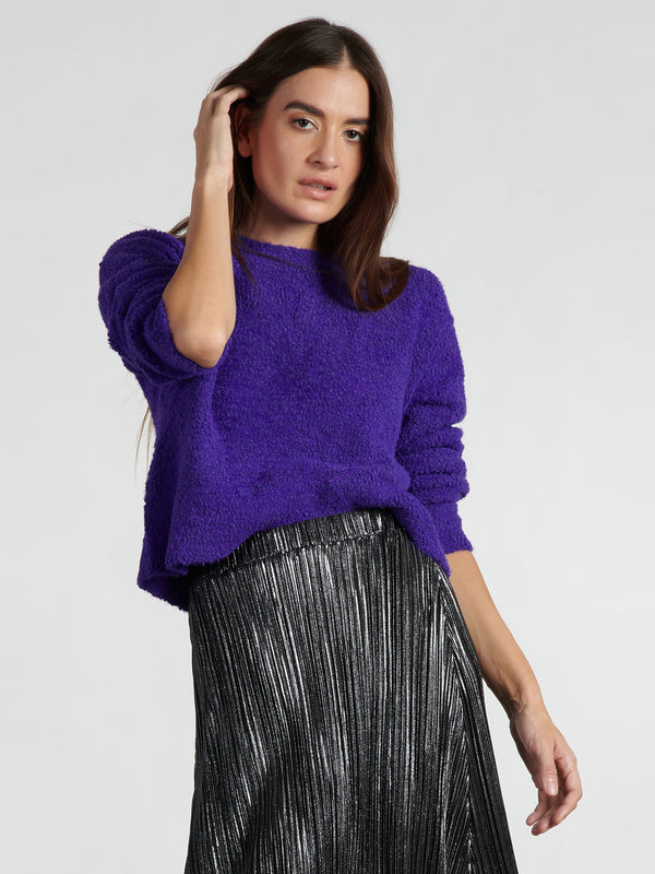 Cherish Sweater Violet