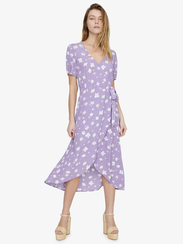 Meadow Wrap Dress Hello Spring