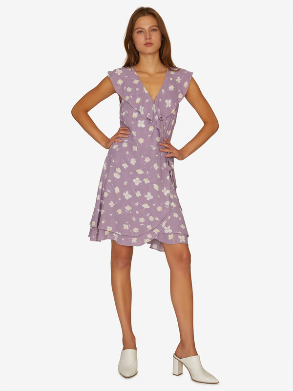 Johanna Wrap Dress Hello Spring