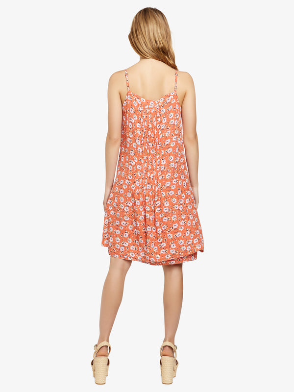 Spring Ahead Tank Dress Spring Fever