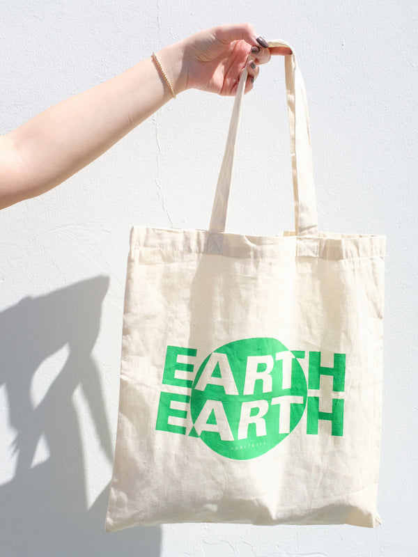 Earth Logo Bag