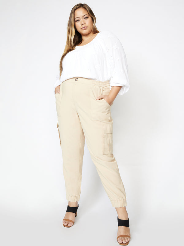 The Harmony Pant Modern Beige Inclusive Collection