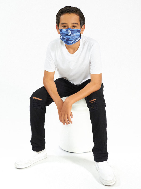 5 Pack Junior PPE Masks