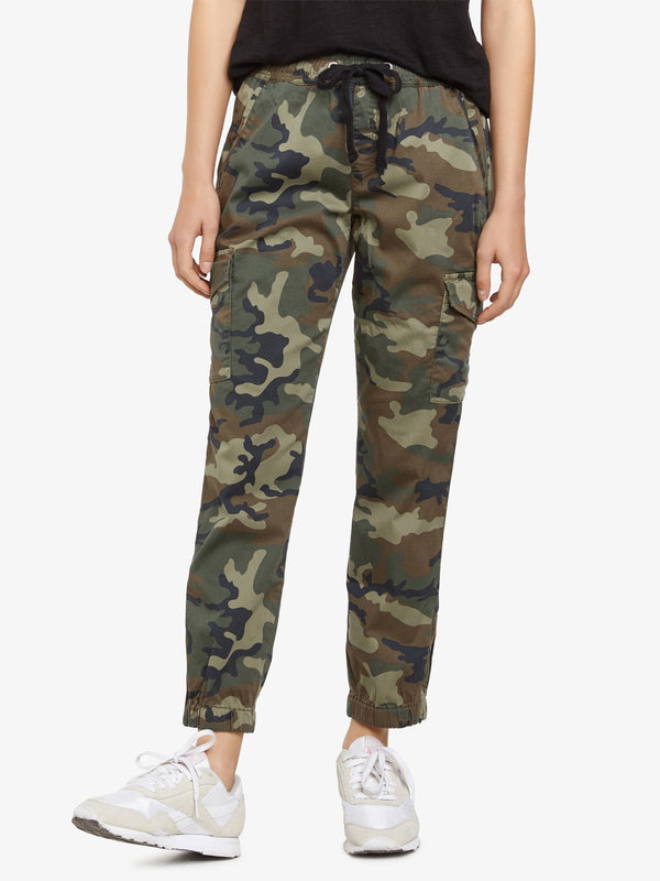 Pull On Trooper Pant Love Camo