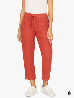 Discoverer Pull On Cargo Pant Sedona