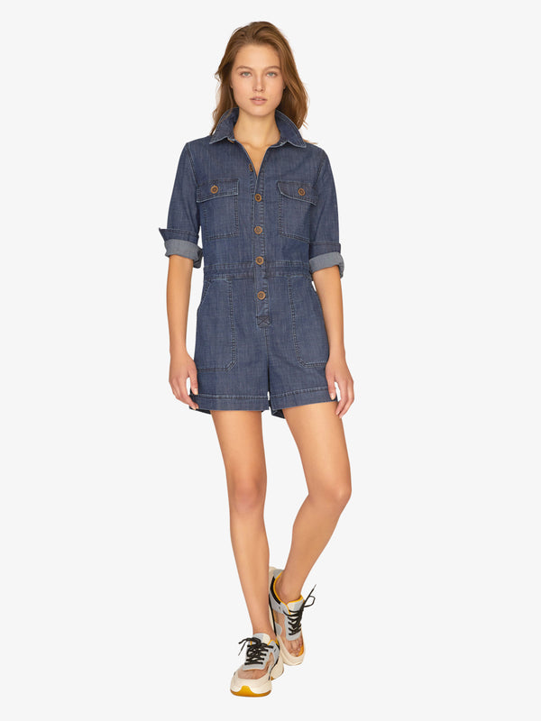 Coronado Surplus Romper Newport Wash