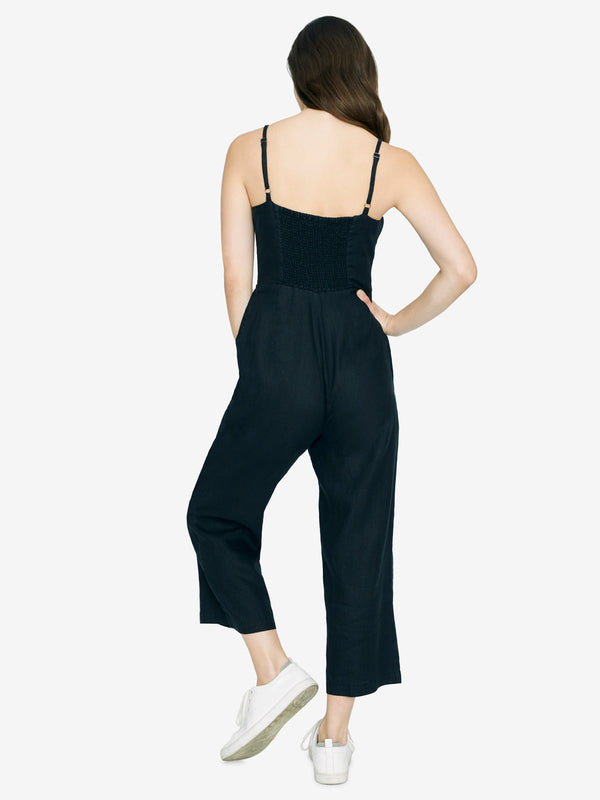 Take Away Jumpsuit Black