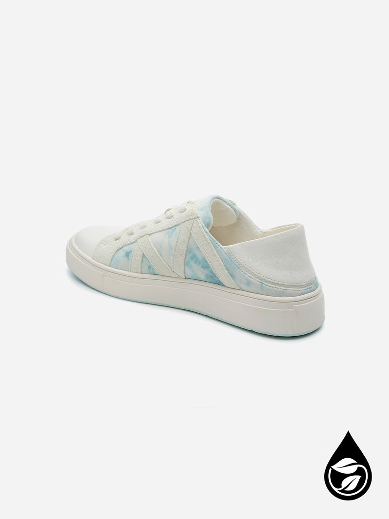 Dash Blue Multi Tie Dye - Footwear