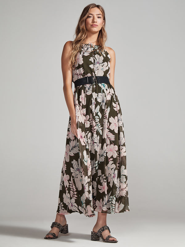 Big Flirt Maxi Dress Tropic Punch