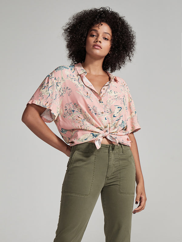 Resort Shirt Beach Babe