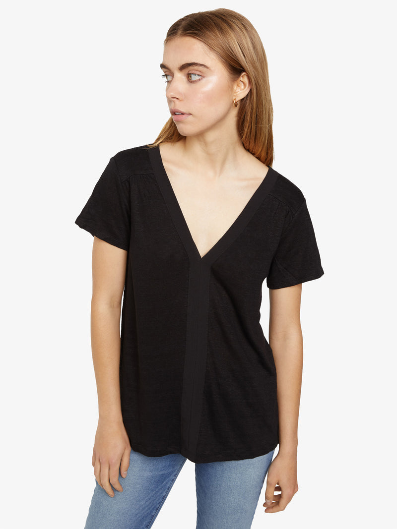 Countryside Remix Tee Black