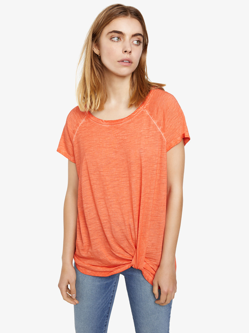 Sunny Days Twist Tee Indian Paintbrush