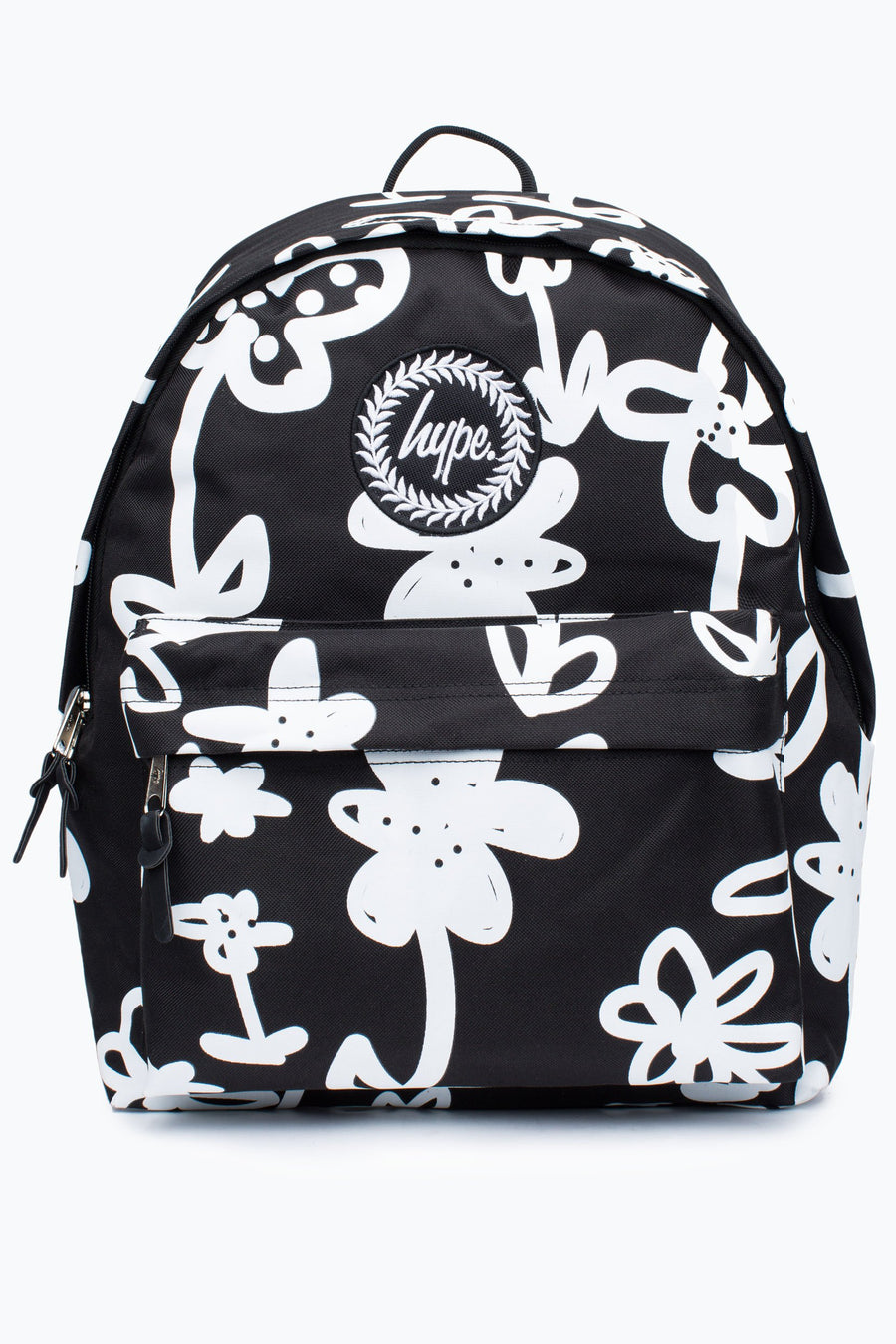 e46fb0e6 HYPE Black Sporting Justhype Backpack - Justhype.no