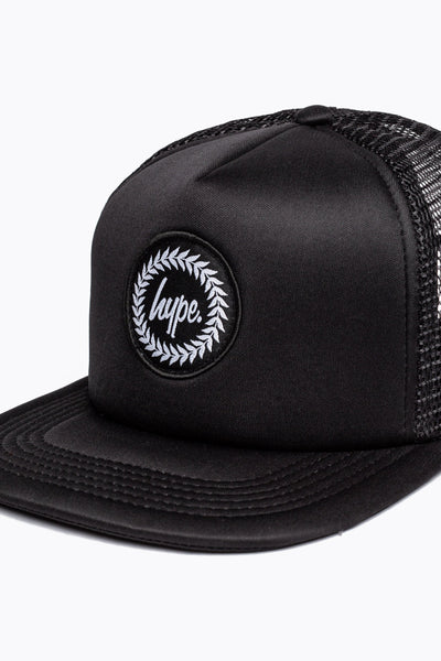 HYPE Trucker Hat Crest