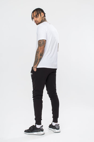 HYPE Men's T-shirt Chest Mini Script