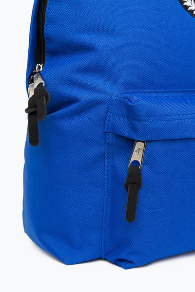HYPE Royal Blue Badge Backpack