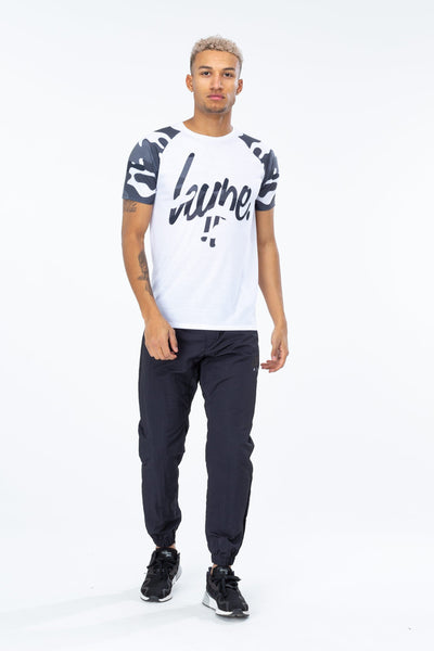 HYPE Men's T-shirt Mono Camo Raglan
