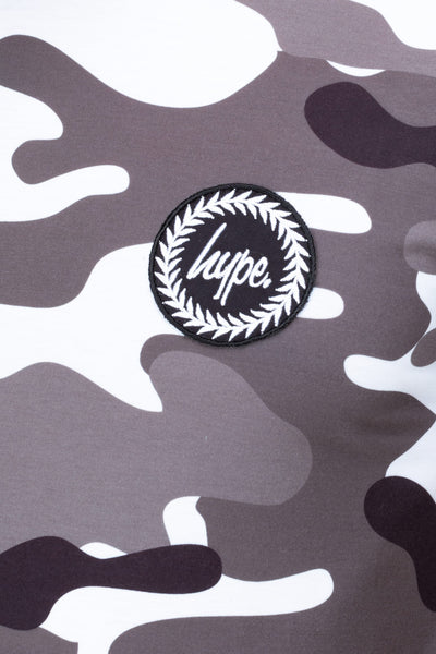 HYPE Men's T-shirt Mono Camo