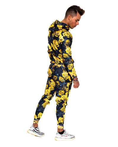 HYPE Men's Joggers Rose Yellow