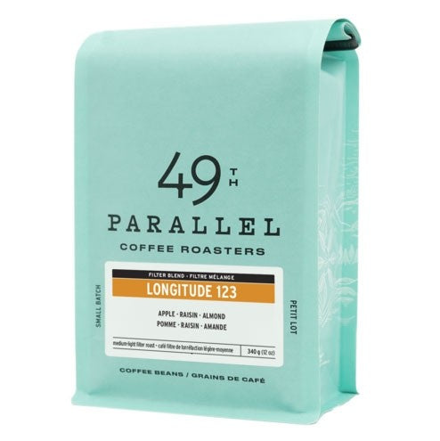 49th parallels filter coffee bag