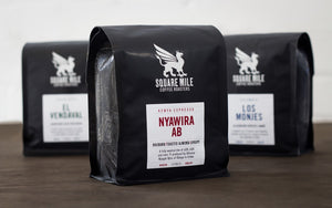 Squaremile espresso coffee bag