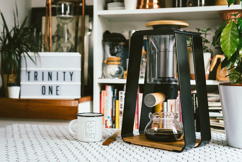 Trinity 1 all in one coffee maker