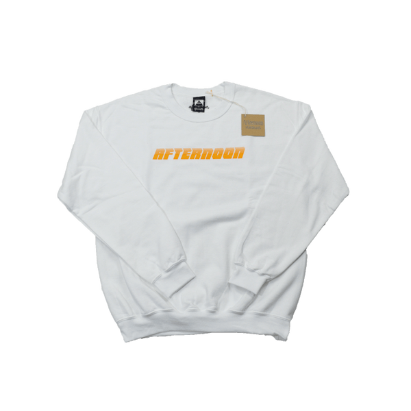 Speed Sweater - White