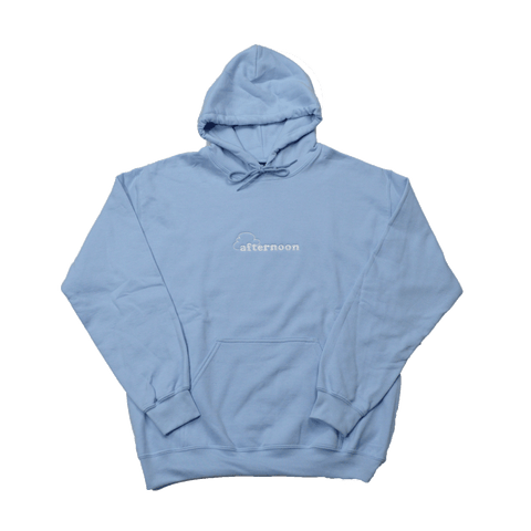 Up In The Clouds Hoodie - Blue