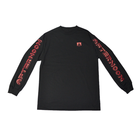 Le Pez Long Sleeve - Black