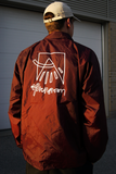 AFTN Windbreaker - Burgundy