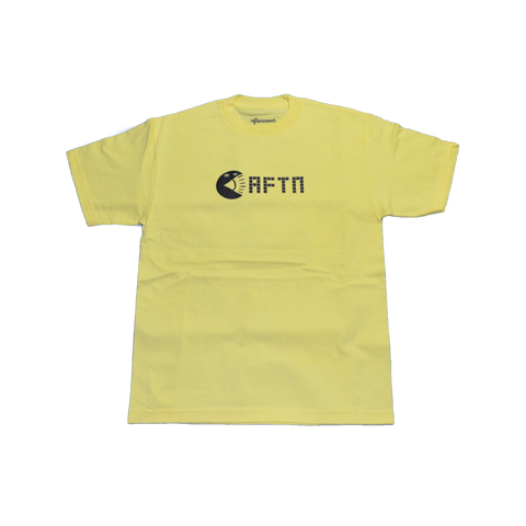 Retro Gamer Tee - Yellow