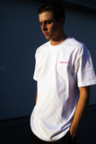 Express Delivery Tee - White