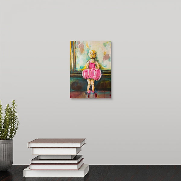 """Ella Kate"" Mini Print by Laurie Jarrett"