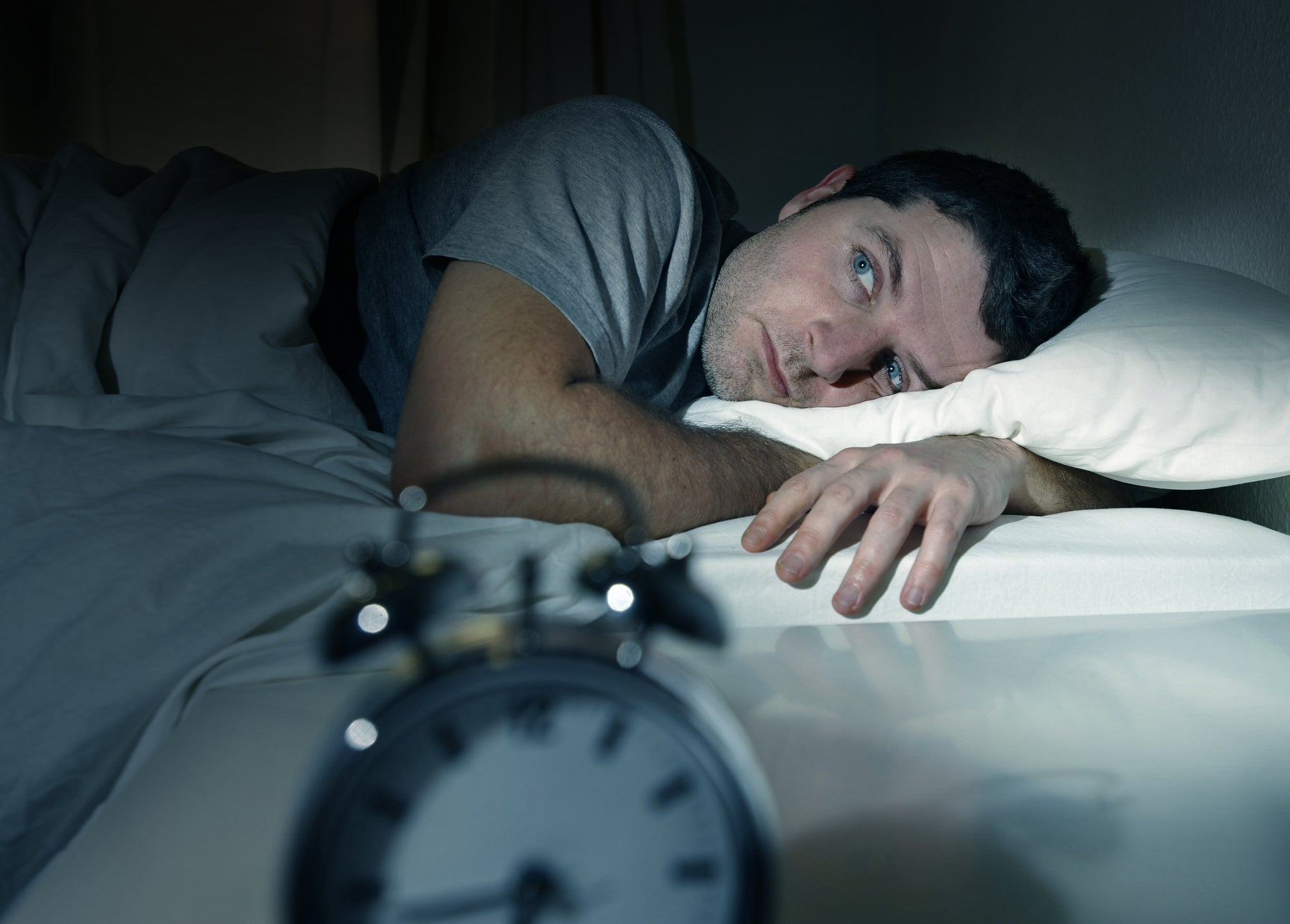 Is Poor Gut Health Keeping You Awake At Night?