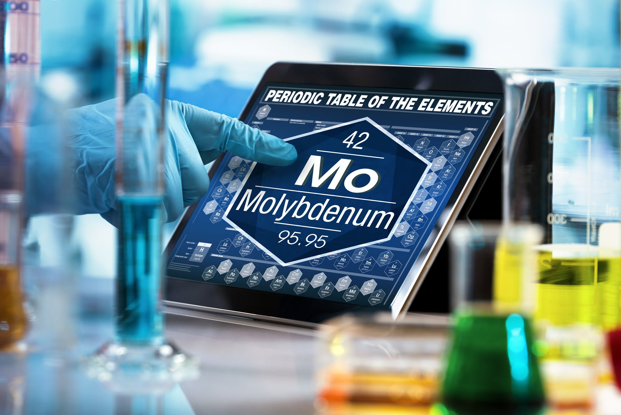 Molybdenum: An Important Micronutrient for Detoxification
