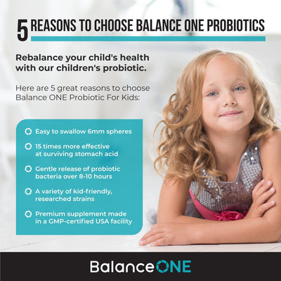 Balance ONE Kids Probiotic