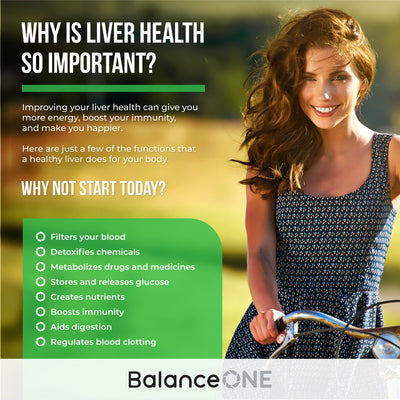 Balance ONE Liver Support