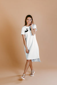 White Dress with Swans / Tale