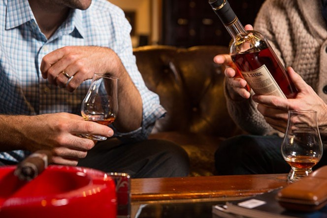 4 ways to drink whisky