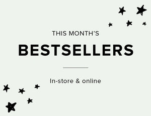 Check out the Top 5 Best Sellers from September.