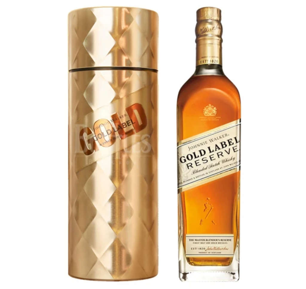 Celebrate the greeting season with 'Gold Reserve Festive Pack' from Johnnie Walker Gold Label Reserve  filled with inspiration from Award Winning at IWSC 2019