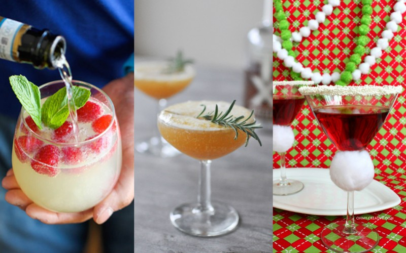 5 Cocktail Ideas for Christmas