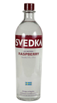 Svedka Raspberry Vodka - 1000ml - 37%
