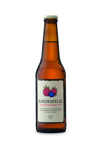 Rekorderlig Wild Berries - 330ml - 4.5%